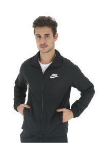 Agasalho Nike Sportswer Track Suit - Masculino - Preto/Branco