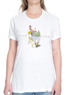 Mas Esse País Ta Uma - Camiseta Basicona Unissex