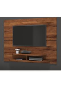 Painel Para Tv Até 55 Polegadas Sala 10338 Rústico Terrara - Pnr Móveis