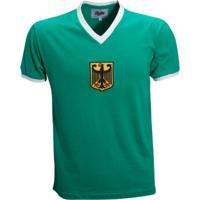 Camisa Liga Retrô Alemanha 1970 Reserva - Masculino 1247fe6407893