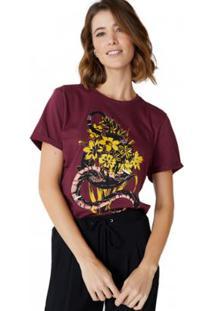 Camiseta Amaro Wild Child Feminina - Feminino