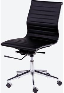 Cadeira Eames Esteira Diretor (Sem Braço)