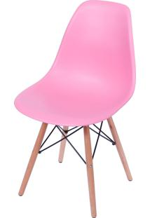 Cadeira Eames Dkr Rosa Or Design