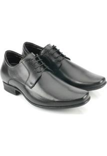 Sapato Social Teselli Masculino - Masculino-Preto