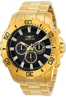 cfe950f0cd8 Relógio Invicta Analógico Pro Diver - 22546 Masculino - Masculino