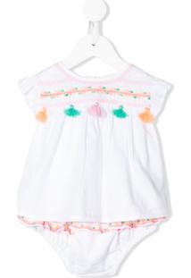 Sunuva Kids Body Com Bordado - Branco