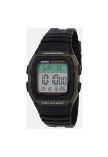 Relógio Unissex Casio W-96H-3Avdf-Sc Digital 10Atm | Casio | Multicores | U