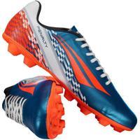 49cf70d8a3d34 Chuteira Esportiva Flexivel Turquesa | Shoes4you