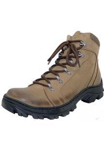 Bota Mega Boots 17002 Bege