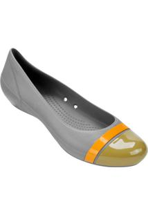 Sapatilha Crocs Cap Toe Flat