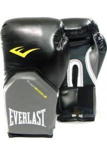 Luva Boxe Everlast Pro Style Pto - Everlast