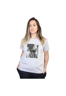 Camiseta Boutique Judith Bitches Cinza