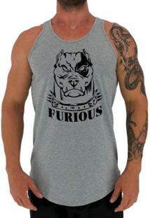 Regata Longline Mxd Pitbull Furious Masculina - Masculino