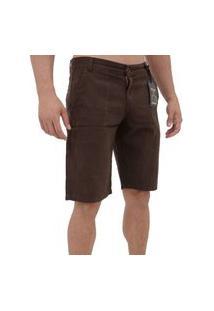 Bermudas Short Jeans Sarja Masculina Estilo E Conforto