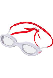 Óculos Para Natação Neon Plus Branco Cristal Speedo