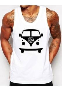 Camiseta Regata Criativa Urbana Kombi Carro Antigo Clássico - Masculino 2d36c41048d