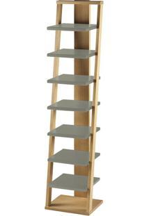 Prateleira Stairway Cinza