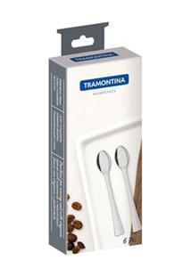 Conjunto De Colheres De Café Expresso Em Inox - Tramontina