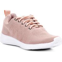 Tênis Shoestock Tricô Feminino - Feminino-Rosa 46d59e35b274c