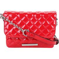 b5fda732a Bolsa Mini Bag Em Verniz Loucos & Santos Matelassê Feminina - Feminino- Vermelho