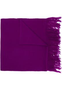 Isabel Marant Cachecol Caryln - Roxo