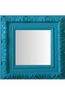 Espelho Moldura Rococó Externo 16260 Anis Art Shop