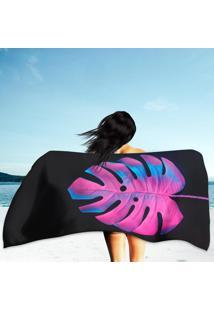 Toalha De Praia / Banho Minimal Surrealism