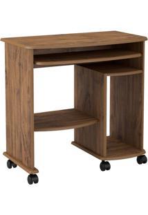 Mesa Para Computador Aracaju Cor Nobre - 24125 - Sun House