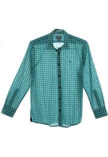 Camisa Infantil Sem Bolso - Masculino