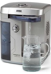 Purificador De Água Por Compressão Ibbl Immaginare Prata 127V