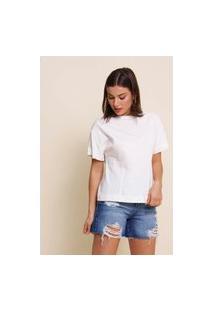T-Shirt Com Pences Dani