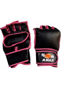 Luva Mma Jugui Competição Pink