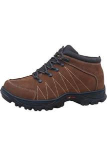 Bota Free Jump Adventure Ground Masculina - Masculino