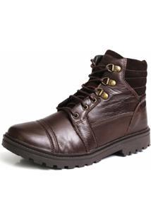4d3ba5527 Coturno Cano Medio Tom Claro masculino | Shoes4you