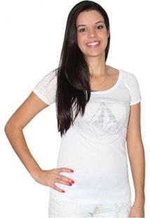 Camiseta Volcom Especial Devote Crest Feminina - Feminino