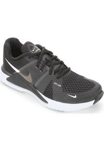 Tênis Nike Renew Fusion Masculino - Masculino-Preto+Branco