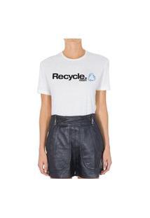 Camiseta Forseti Pet Recycle Branca