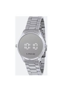Relógio Feminino Lince Mdm4617L-Bxsx Digital 5Atm | Lince | Multicores | U