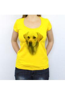 Alan`S Tshirt - Camiseta Clássica Feminina