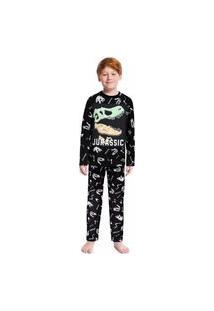 Pijama Infantil Menino Kyly Preto