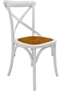 Cadeira Paris Cross Branca