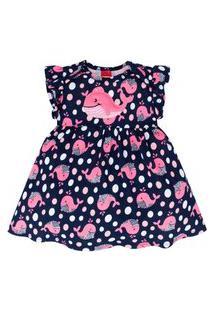 Vestido Bebê Kyly Marinho