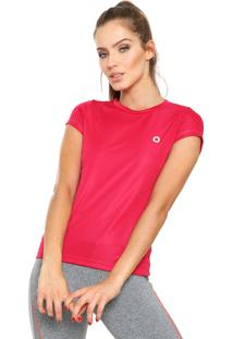 Camiseta Area Sports Nupp Rosa