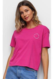 Camiseta Ellus Feels Like Summer Feminina - Feminino