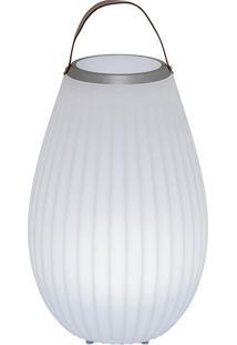 Cooler/Abajur Design 1 G Com Alca De Couro/Aba - 46X46X68