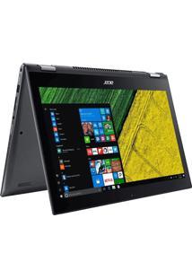 """Notebook Acer Sp515-51N-50By 2 Em 1 - Intel Core I5-8250U - Ram 8Gb - Hd 1Tb - Tela 15.6"""" - Windows 10"""