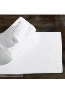 Toalha De Rosto Profiline Roma- Branca- 45X75Cm-Teka