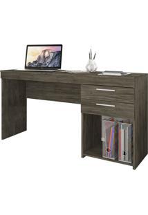 Mesa Para Computador Office 2 Gv Ébano