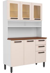 Cozinha Compacta Origens 6 Pt 2 Gv Areia