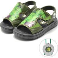 ea90da8f0 Sandália Grendene Verde infantil   Shoes4you